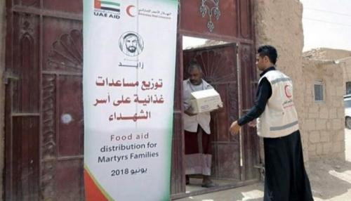معركة إنسانية كبيرة تخوضها الإمارات لدعم الحديدة