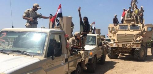 بدعم وإسناد من التحالف ..قوات الشرعية تحقق إنتصارات في البيضاء والحديدة وحجة