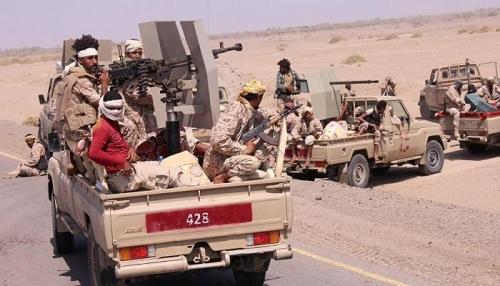 """مقتل مسؤول  """" تدريب الحوثيين """" في عمران بغارة للتحالف"""