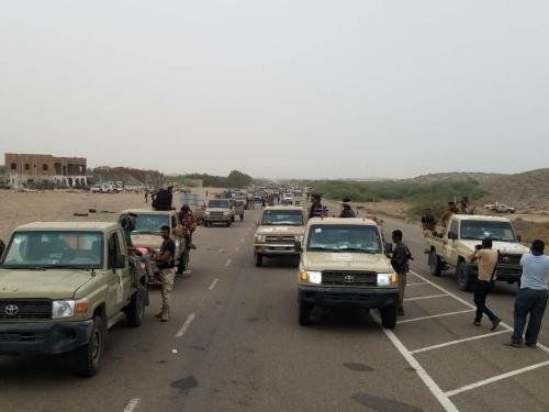 القوات المشتركة تعلن التقدم  أكثر من 30 كيلومتراً في التحيتا جنوب الحديدة