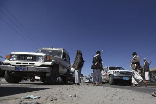 ميليشيا الحوثي تختطف أكثر من 100 شاب وطفل في تعز تمهيداً لإرسالهم لجبهات القتال
