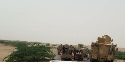 تجدد اشتباكات بين قوات المشتركة وميليشيات الحوثي في منطقة الدريهمي جنوبي الحديدة