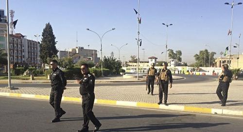 العراق ..انفجار سيارة قرب مخزن لصناديق الاقتراع في كركوك
