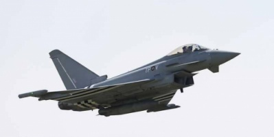 """الكشف عن ضربة بريطانية """"مباشرة"""" لقوات النظام السوري"""