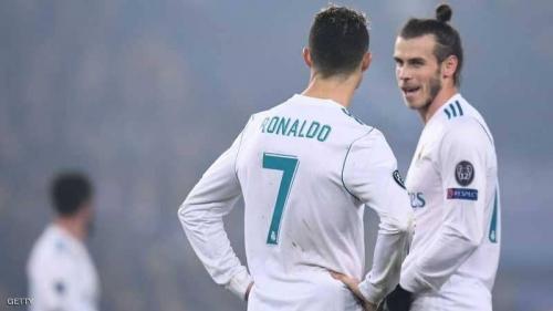 """بينهم رونالدو وبيل .. 9 نجوم مدريديين """" في مهب الريح """""""