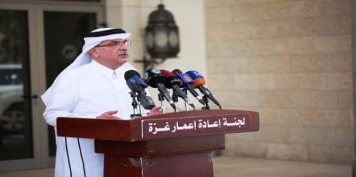 """بعد تصريحات العمادي .. فلسطينيون يهاجمون قطر ويتهمونها بمحاولة """"تصفية القضية"""""""