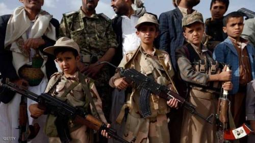 أطفال اليمن ضحية للحوثيين.. والتحالف العربي يرد