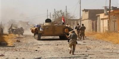 القوات العراقية تطلع عملية عسكرية كبيرة لملاحقة بقايا تنظيم داعش