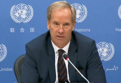 الكشف عن محادثات تُجريها السويد في مجلس الأمن للتوصل إلى حل ينهي الصراع في اليمن