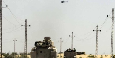 """تدمير مئات الأوكار الإرهابية بأحدث """"ضربة"""" للجيش المصري"""