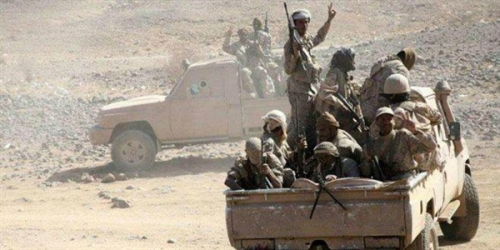 قوات الجيش تحرر مواقع جديدة في الوازعية غرب تعز