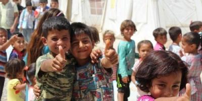 عراقي يفتتح مدينة ألعاب للترفيه عن الفقراء