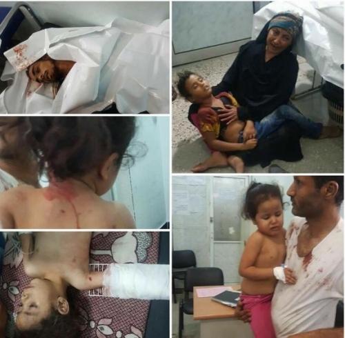 «صورة».. الحوثيون يرفضون علاج الأطفال