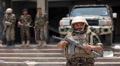 متحدث عسكري : التحالف وعدنا بسلاح نوعي لتحرير تعز