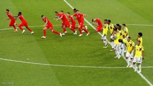 إنجلترا تكمل عقد الثمانية الكبار في مونديال روسيا