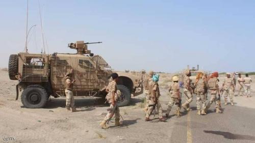 تقدم لقوات الشرعية في جبهة حيفان وفرار جماعي لميليشيا الحوثي