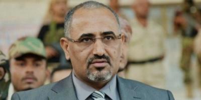 الرئيس الزبيدي : صبرنا على حكومة بن دغر شارف على النهاية