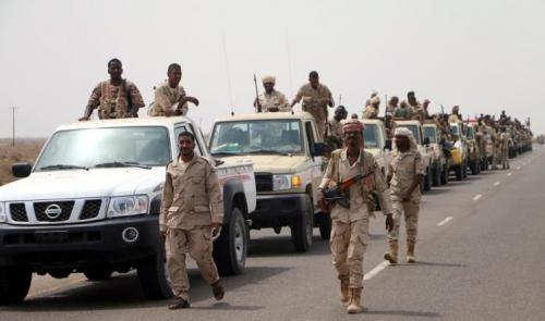 في 3 أيام.. التحالف العربي يكبد الحوثيين خسائر كبيرة بالساحل الغربي ومقتل 35 من الميليشيا