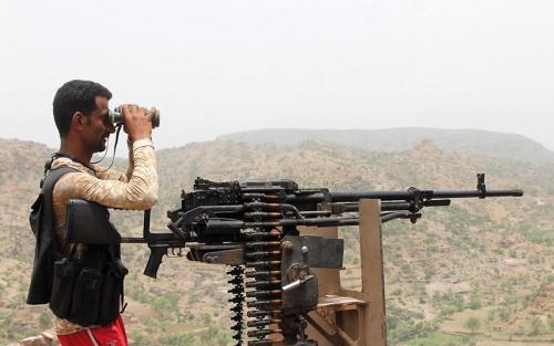 المقاومة تطرد الميليشيات مـن الجاح وتتأهب لتحـرير الحديدة ومينائها