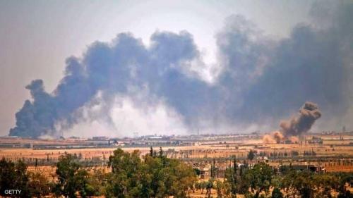 تسليم أسلحة وانتشار للروس.. تفاصيل الاتفاق الأولي حول درعا