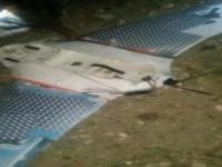 في أسبوعين .. سقوط رابع طائرة حوثية ( صورة )