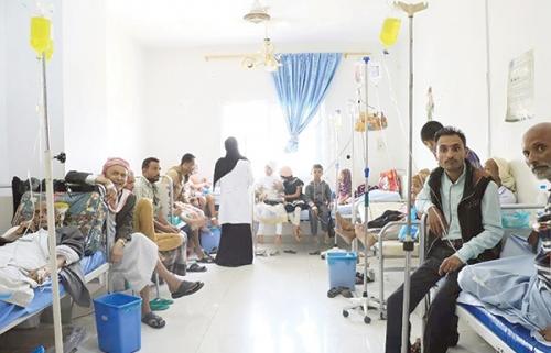 دكتور اختصاصي: جلسات الكيماوي في تعز تحت القصف والرصاص