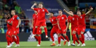 مباراة إنجلترا ضد السويد.. 6 أرقام للإنجليز بعد العبور إلى نصف نهائي كأس العالم 2018