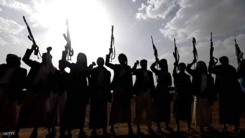 """فصيل بالحشد الشعبي """" مستعد """" للقتال مع الحوثيين"""