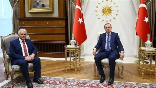 زلة لسان رئيس وزراء تركيا تفضح مسرحية الانقلاب الفاشل