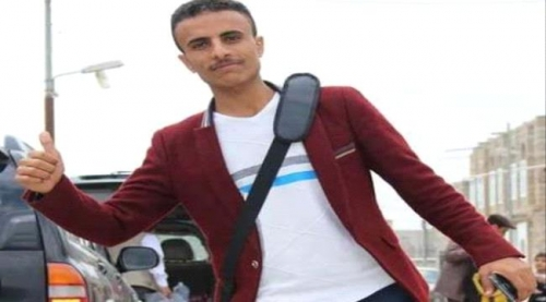 """مليشيا الحوثي تختطف الصحفي """"إياد الوسماني"""" بذمار"""