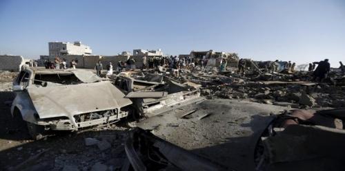 """مركز الملك سلمان للإغاثة : 16 مليار دولار مساعدات """" التحالف """" لليمن في 3 سنوات"""
