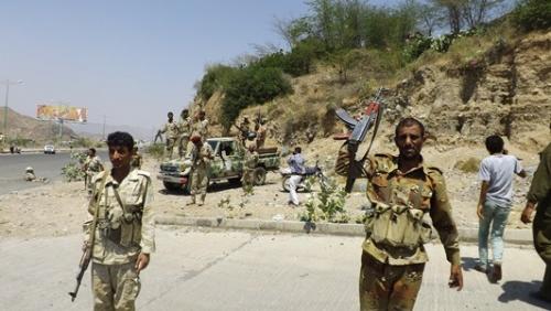 متحدث عسكري يؤكد سيطرة الجيش الوطني على أجزاء واسعة غربي تعز ويكشف أسباب تأخر الحسم العسكري