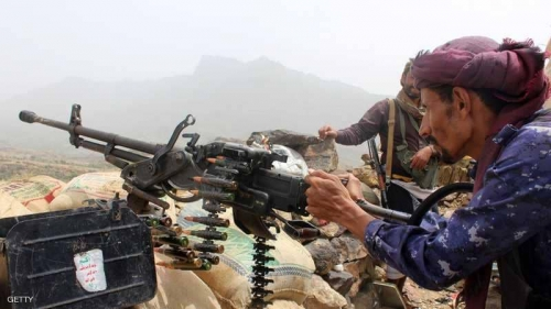 عشرات القتلى الحوثيين.. وتدمير دبابات مخبأة بالتحيتا