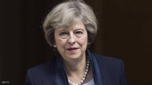 """رئيسة وزراء بريطانيا قد تواجه """"العزل"""" من منصبها"""