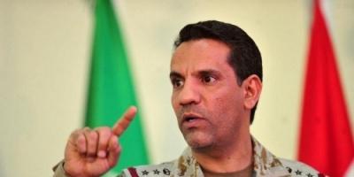 التحالف العربي: لدينا أدلة على وجود خبراء أجانب لتدريب عناصر مليشيات الحوثي