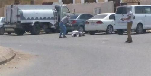 قتيل وجريح باشتباكات مسلحة بين حوثيين وجنود قسم شرطة مذبح بصنعاء