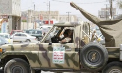 """شاهد .. كيف قامت مليشيا الحوثي بتفخيخ المرافق الحكومية في """" التحيتا """" بالحديدة ( فيديو )"""