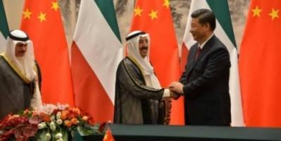 اتفاقيات ومذكرات تفاهم بين الكويت والصين
