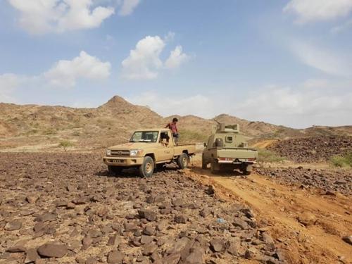 وحدات من الجيش تحقق تقدماً جديداً شرقي الجوف