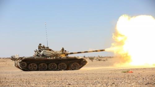 البيضاء : الجيش يصد هجوما للمليشيات بمديرية الزاهر