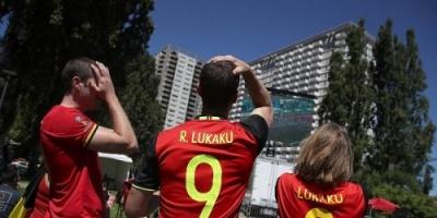 """خيبة وحزن في بلجيكا مع خروج """"الجيل الذهبي من كأس العالم مونديال روسيا"""