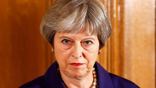 الاستقالات تتوالى وضربة جديدة لرئيسة الحكومة البريطانية تيريزا ماي