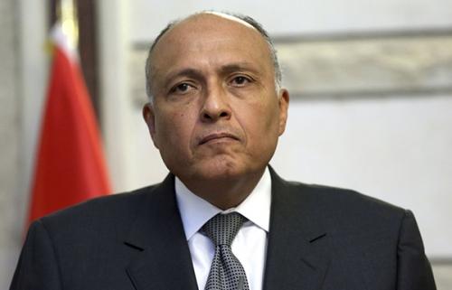 وزير الخارجية المصري:  لا مفاوضات مع قطر والمقاطعة مستمرة