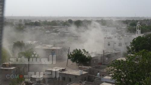 مقتل 20 حوثياً بمعارك وغارت التحالف بالساحل الغربي
