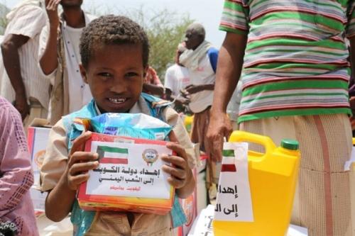 إشادات حكومية وأممية بالجهود الإنسانية لدولة الكويت في اليمن