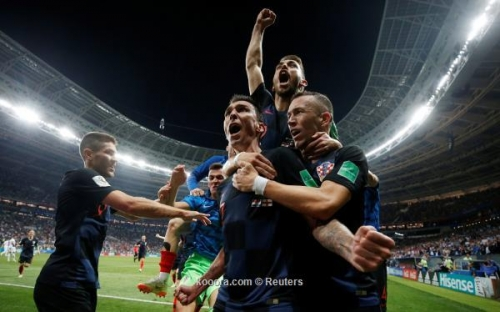 شاهد فيديو .. اهداف مباراة انجلترا وكرواتيا