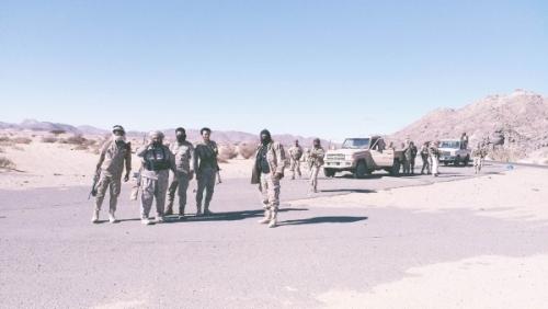 هجوم فاشل لمليشيا الحوثي على الجيش الوطني في صعدة
