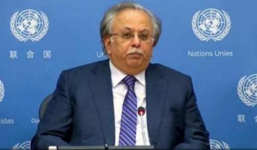 السعودية: لابد من التوصل إلى حد لمماطلة المليشيات للوسيط الدولي