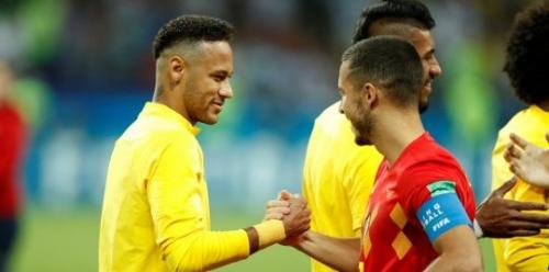 ريال مدريد يحلم بضم نيمار لكن هازارد الخيار الأكثر واقعية