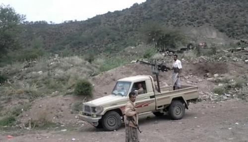 مصرع وإصابة 20 من الحوثيين في معارك بمريس
